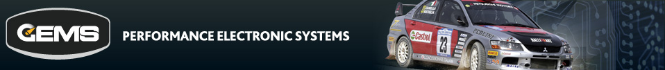 GEMS - General Engine Management Systems - Peformance Electronic Systems